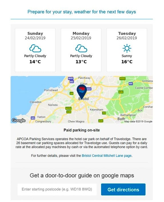 Why location is a critical factor for email marketing