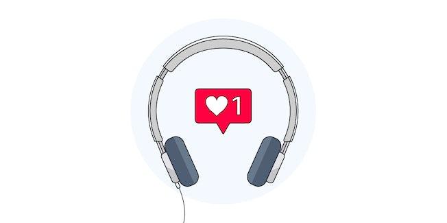 Las redes sociales y la industria de la música.
