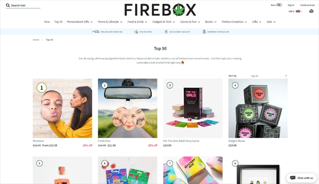 FIREBOX 2
