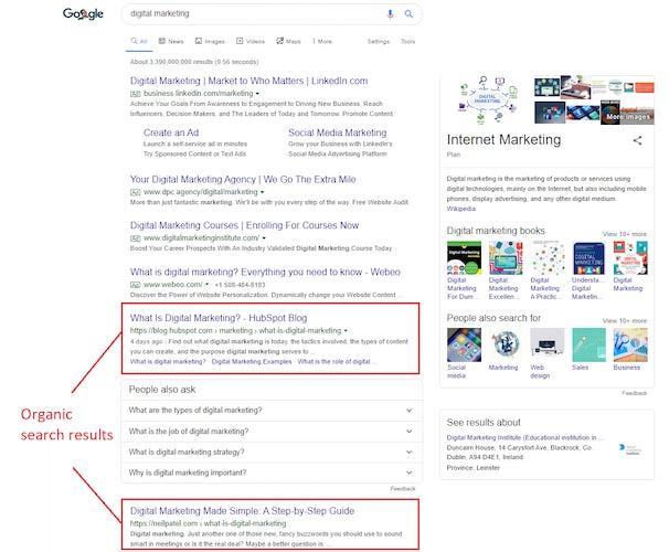 ماهو SEO للمبتدئين؟ كيف تحسن موقعك للسيو محركات البحث