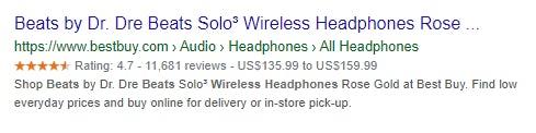 نتيجة بحث غنية عن سماعات Beats اللاسلكية من BestBuy
