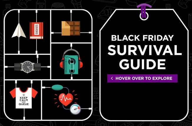 curry's black friday survival guide