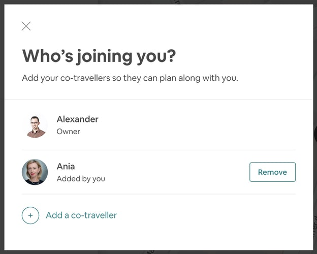 airbnb invite traveller
