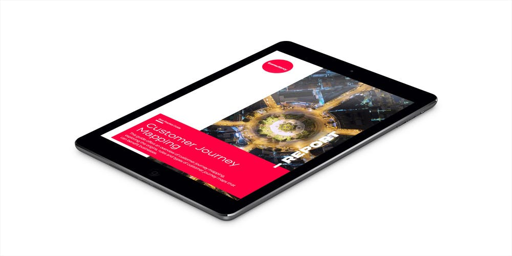 Customer Journey Mapping Best Practice Guide Packshot