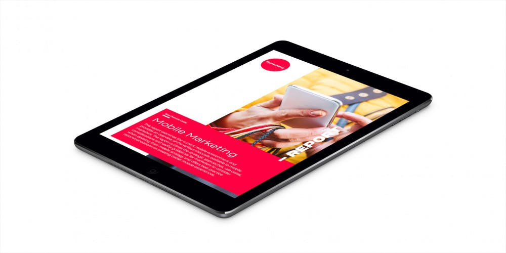 Mobile Marketing Best Practice Guide Packshot
