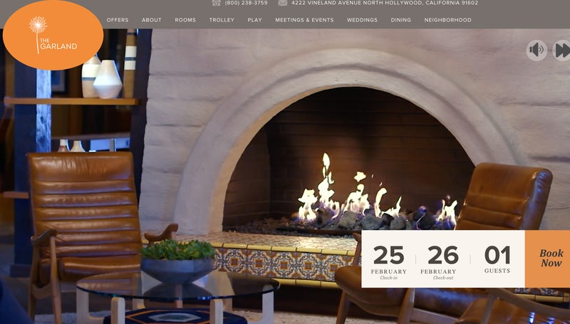 Six excellent hotel websites (and how they encourage direct booking) – Econsultancy 11