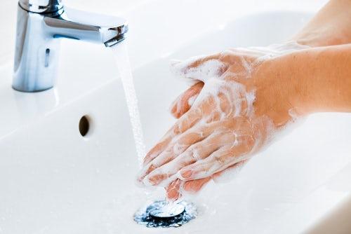 hand washing ads