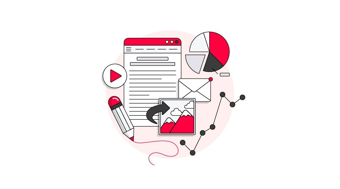 Content Marketing - Econsultancy's Internet Statistics Database
