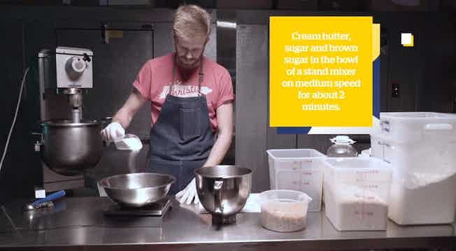 doubletree cookie recipe video