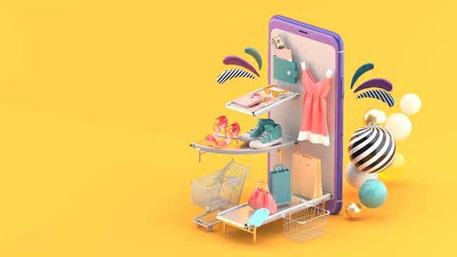 online fashion retail