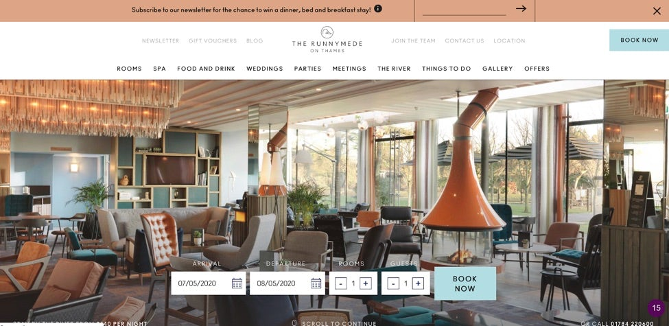 How hotels can find opportunity in search & UX during the Covid-19 crisis – Econsultancy 2