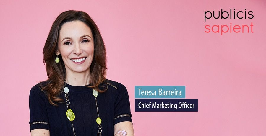 A day in the life of... Teresa Barreira, CMO at Publicis Sapient – Econsultancy 1
