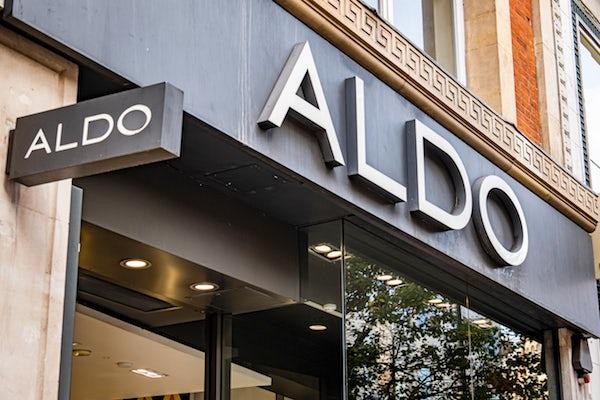 Aldo store
