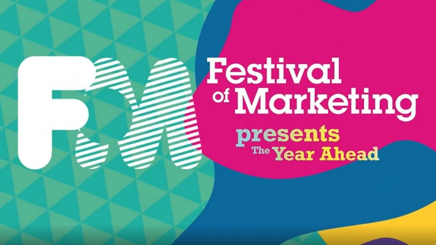 Festival of Marketing presents The Year Ahead